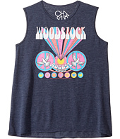 Chaser Kids - Woodstock August 1969 Tank Top (Little Kids/Big Kids)