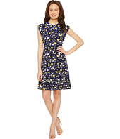 MICHAEL Michael Kors - Verbena Flounce Sleeve Dress