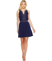 MICHAEL Michael Kors - Dome Stud Band Dress