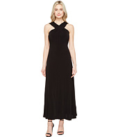 MICHAEL Michael Kors - Cross Neck Dress Maxi