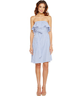 MICHAEL Michael Kors - Strapless Flounce Dress