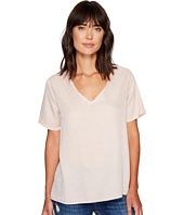 Project Social T - Noelle Silk V-Neck