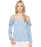MICHAEL Michael Kors - Tansy Cold Shoulder Top