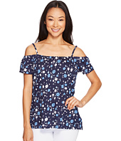 MICHAEL Michael Kors - Verbena Off Shoulder Short Sleeve Peasant