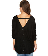 Jack by BB Dakota - Arkson Heavy Waffle Knit Button Back Top