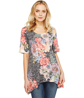 Nally & Millie - Printed Tunic Floral