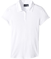 Nautica Kids - Short Sleeve Interlock Polo (Big Kids)