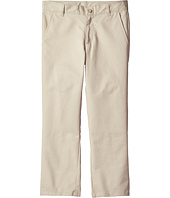Nautica Kids - Husky Flat Front Twill Double Knee Pants (Big Kids)