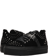 The Kooples - Velvet Trainers with Studs