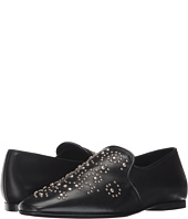The Kooples - Leather Loafer with Studs