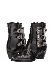 The Kooples - Leather Cowboy Boots