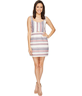 Brigitte Bailey - Alexis Front Cut Out Jacquard Dress