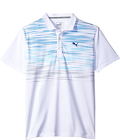 PUMA Golf Kids - Uncamo Polo JR (Big Kids)