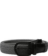 Torino Leather Co. - 35mm Italian Braided Melange Rayon Elastic