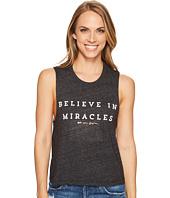 Spiritual Gangster - Believe In Miracles Crop Tank Top