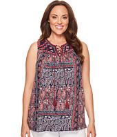Lucky Brand - Plus Size Americana Top