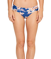 Seafolly - Vintage Wildflower Ruched Side Retro Bottom