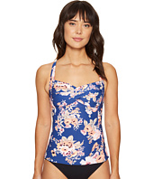 Seafolly - Vintage Wildflower Twist Halter Singlet Top