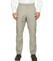 Perry Ellis - Slim Fit Linen Cotton End on End Dress Pants