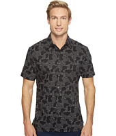Perry Ellis - Short Sleeve Modern Geo Print Shirt