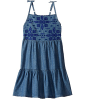 Lucky Brand Kids - Denim Embossed Dress (Little Kids)