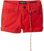 Lucky Brand Kids - Riley Stretch Twill Shorts (Toddler)