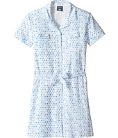 Toobydoo - Short Sleeve Polo Dress (Toddler/Little Kids/Big Kids)