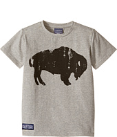 Toobydoo - Buffalo Graphic T-Shirt (Infant/Toddler/Little Kids/Big Kids)