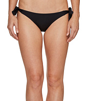 Vince Camuto - Draped Solids Side Tie Bikini Bottom