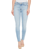 Hudson - Barbara High Waist Super Skinny Five-Pocket Jeans in Seventeen