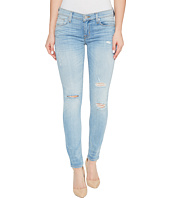 Hudson - Krista Ankle Super Skinny Five-Pocket Jeans in Karma