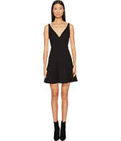 DSQUARED2 - Wool Jersey Grunge Dress