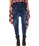 DSQUARED2 - Londean Medium Wash Jeans in Blue
