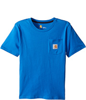 Carhartt Kids - Short Sleeve Pocket Tee (Big Kids)