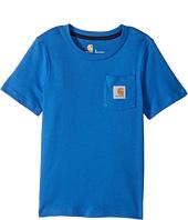 Carhartt Kids - Short Sleeve Pocket Tee (Little Kids)