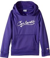 Carhartt Kids - Force Script Sweatshirt (Little Kids)