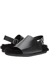 MARNI - Shearling Lined Sandal