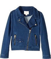 Kate Spade New York Kids - Knit Moto Jacket (Little Kids/Big Kids)