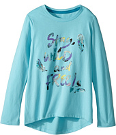 Carhartt Kids - Stay Wild & Free Tee (Little Kids)