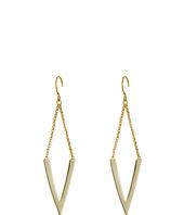 Vera Bradley - Triangle Large Drop Earrings