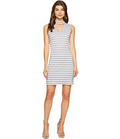 1.STATE - Bar Neck Shift Dress