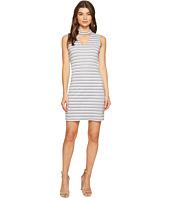 1.STATE - Bar Neck Shift Dress