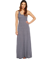 Alternative - Eco Jersey Yarn-Dye Stripe Double Scoop Tank Dress