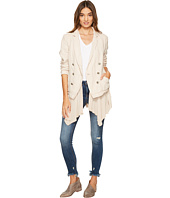 Free People - Layered Ruffles Blazer
