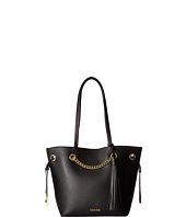 Calvin Klein - Unlined Novelty Tassel & Chain Tote
