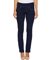 Jag Jeans Petite - Petite Peri Pull-On Straight Butter Denim in Ink