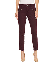 Jag Jeans - Ryan Skinny Colored Knit Denim in Plum Noir
