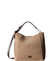 Frances Valentine - New Medium June Suede Hobo