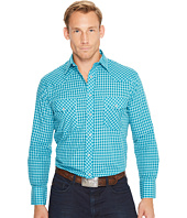 Roper - 1201 Turquoise Check