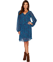 Stetson - 1309 Chiffon Print Dress